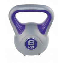Sveltus Fit Kettlebell - Lila - 6 kg