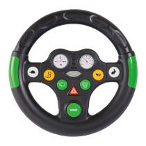 Big Tractor Geluid Stuur - Zwart / Groen