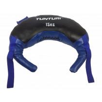Tunturi Bulgarian Bag 15 kg - Blauw