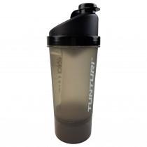 Tunturi Protein Shaker met Opbergruimte - 600 ml
