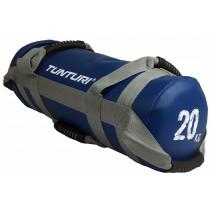 Tunturi Strengthbag 20 kg - Blauw