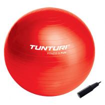 Tunturi Gymbal 65 cm - Rood