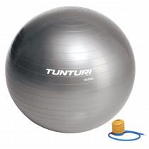 Tunturi Gymball 90 cm - Zilver