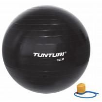 Tunturi Gymball 55 cm - Zwart