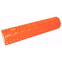 Tunturi Yoga Foam Grid Roller 61 cm - Oranje