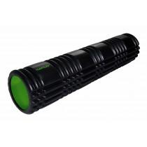 Tunturi Yoga Grid Foam Roller 61 cm - Zwart