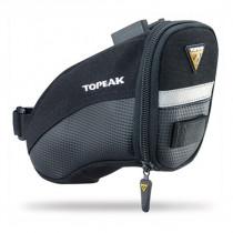 Topeak Aero Wedge Zadeltas - QuickClick - Small
