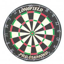 Longfield Pro Diamond Dartbord