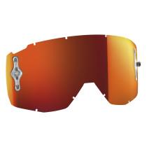 Scott Hustle / Tyrant / Split SNG Works MX Lens - Oranje Chrome Afc