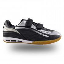 Rucanor Veeze-V Indoorschoen Junior - Zwart/Zilver