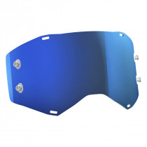Scott Prospect SNG Works MX Lens - Electric Blauw Chrome Afc Works