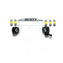 Scott Hustle WFS Kit - Zwart - One Size