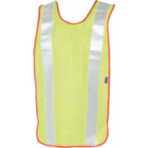 Joggy Safe reflectievest Populair Unisex Senior Yellow