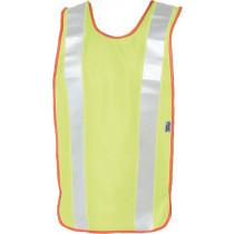Joggy Safe reflectievest Populair Unisex Senior Yellow