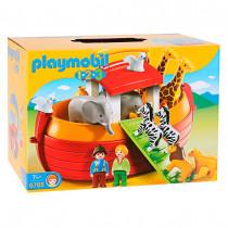 Playmobil 6765 1.2.3. Meeneem Ark van Noach