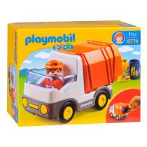 Playmobil 6774 1.2.3. Vuilniswagen
