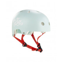 SFR Rio Script Skate Helm - Teal
