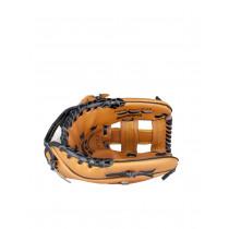 Rucanor Honkbalhandschoen Rechts-gooiend - Bruin / Zwart - 11,5 inch
