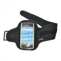 Rucanor Samsung Houder - Zwart/Neon Geel