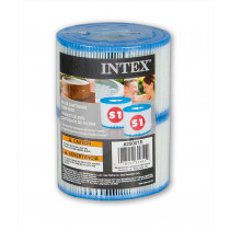 Intex Spa Filters (Twee Stuks)