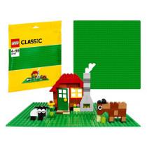 Lego 10700 Klassieke Groene Bouwplaat