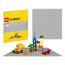 Lego 10701 Klassieke Grijze Bouwplaat