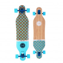 Tempish Nautical Longboard - 41 inch
