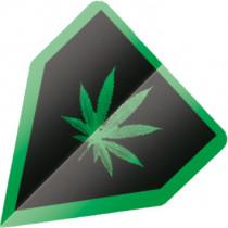 BULL'S Powerflite Delta Shape - Marihuana