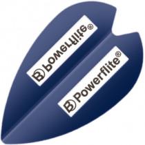 BULL'S Powerflite Retro Shape - Blauw
