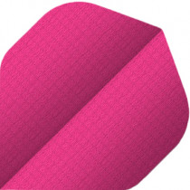 BULL'S Nylon Flights Standard A-Shape - Roze