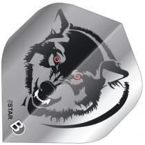 BULL'S 5-Star Flights Standard A-Shape - Wolf