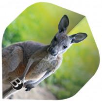 BULL'S Motex Flights Standard A-Shape - Kangaroo