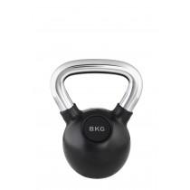 Trendy Sport Kettlebell - Zwart - 8 kg
