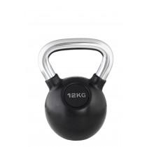 Trendy Sport Kettlebell - Zwart - 12 kg