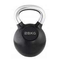 Trendy Sport Kettlebell - Zwart - 28 kg
