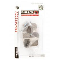 BULL'S Bristle Dartbordhouder