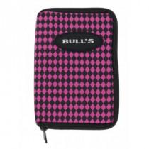 Bull's TP Dartcase Roze/Zwart