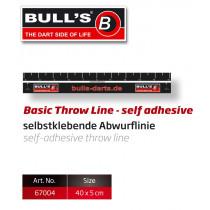BULL'S Basic zelfklevende werplijn