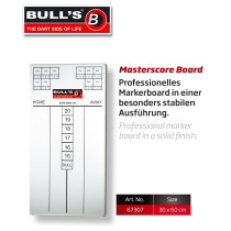 BULL'S Scorebord