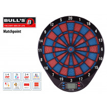 BULL'S Matchpoint Electronisch Dartbord
