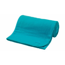 Easy Camp Fleece Blanket - Turquoise