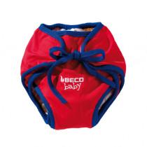 Beco Zwemluier - Veter Klittenbandsluiting - Baby - Rood
