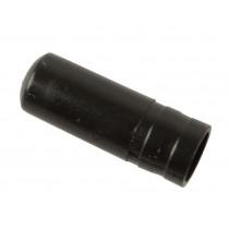 XLC Kabelhoedje 4.3mm PVC - Zwart