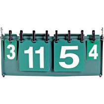 Buffalo Tafeltennis Scorebord - 2 spelers