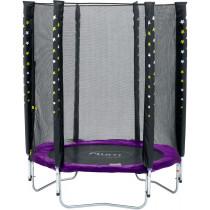 Plum Stardust trampoline en behuizing