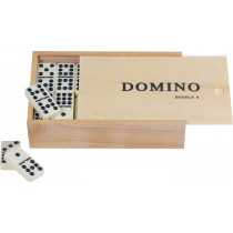 Domino Dubbel 9 Spel