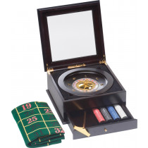 Buffalo Luxe Roulette Set - Inclusief 200 Chips - 11,5 gr