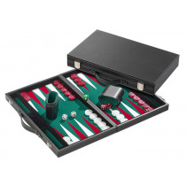 Philos Groot Backgammon - Groen