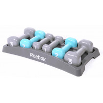 Reebok Dames Dumbbell set met case
