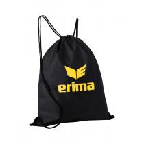 Erima Club 5 Gymtas - Zwart / Geel -
